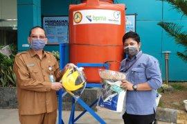 BPMA dan Medco E&P salurkan bantuan pencegahan COVID-19 di Aceh Timur