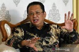 Ketua MPR : Perlu sinergi hadapi resesi ekonomi akibat COVID-19