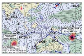 BMKG ingatkan hujan deras hingga akhir pekan di Kalbar