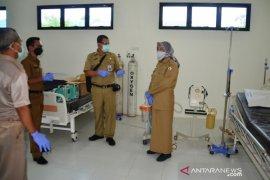 Pemkab Batola siapkan ruang isolasi pasien covid-19