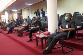 DPRD Tabalong  gelar  Rapat Paripurna  terbatas