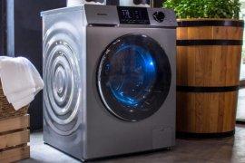 Mesin cuci ini jamin kehigienisan hasil cucian dari virus/bakteri, termasuk COVID-19