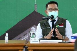 Gubernur Jawa Barat: PSBB difokuskan ke Bogor Depok dan Bekasi