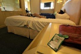 Hotel Preanger di Bandung jadi tempat tinggal sementara tenaga medis
