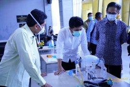 Bantu penanganan pasien COVID-19, ITS ciptakan Robot Ventilator murah