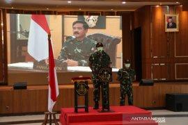 Panglima TNI minta taruna-taruni bantu tangani COVID-19
