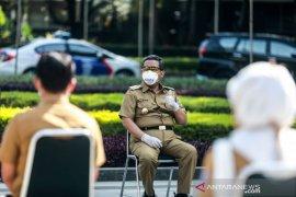 Sembuh dari corona, Wakil Wali Kota Bandung lantik 24 pejabat pemkot