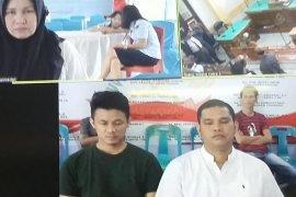 Saksi sebut terdakwa Zuraida dan Hakim Jamaluddin cukup akur