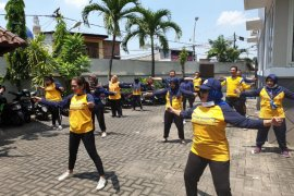 Lawan COVID-19, Bacawawali Surabaya ajak warga giatkan senam sepekan tiga kali