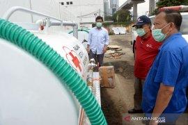 PMI siap bagikan sejuta paket masker dan hand sanitizer ke masyarakat