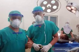Tenaga medis di Riau dapat tunjangan Rp2 juta per hari