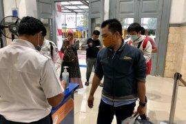 KAI Daop Jember wajibkan penumpang gunakan masker