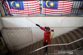 Malaysia catat 122 kasus baru  COVID-19