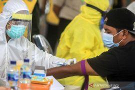 156 WNI datang dari Malaysia wajib isi kartu kesehatan