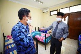 Pemkot Madiun jadikan asrama haji sebagai tempat karantina pemudik