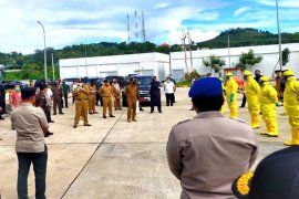 Gubernur Lampung tinjau Pelabuhan Bakauheni Page 2 Small