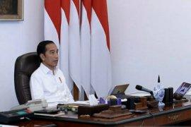 Presiden tegaskan larangan mudik bagi ASN, TNI, Polri dan pegawai BUMN