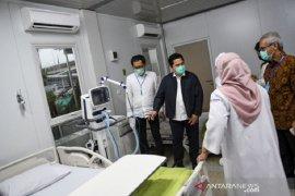 Erick Thohir berharap BUMN bisa bantu produksi ventilator