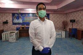1 dokter dan 6 perawat yang menangani PDP asal Tapteng yang meninggal langsung diisolasi