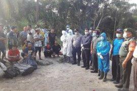 Tim Gugus Tugas COVID-19 Labuhanbatu Raya amankan 36 TKI dari Malaysia