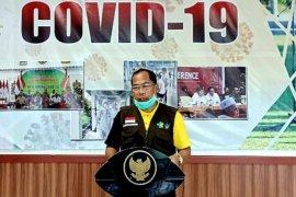 Di Kalteng, kasus positif COVID-19 bertambah dan satu PDP meninggal