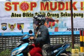 Imbauan Stop Mudik