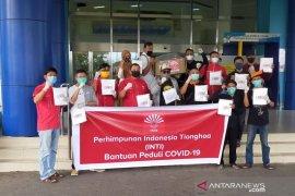 Bantuan APD dari masyarakat mengalir untuk RSUD Kepri
