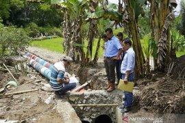 TPL selamatkan 250 ha padi sawah gagal panen setelah bangun irigasi