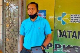 Jumlah warga Bangka Selatan terkonfirmasi positif COVID-19 bertambah satu