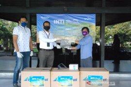 PT INTI  bantu APD tiga RS rujukan COVID-19 di Jabar