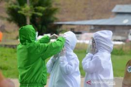 14 orang tim medis rumah sakit Putussibau diisolasi