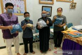 BLK HSU produksi masker untuk masyarakat