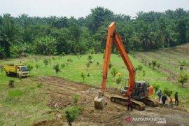 PDP asal Tapteng dikebumikan di Medan sesuai prosedur COVID-19
