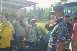 "Cegah COVID-19, TNI AL tingkatkan patroli di ""jalur tikus"""