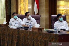 PSBB wilayah  Jakarta berdampak penurunan arus transportasi di Kota Tangerang