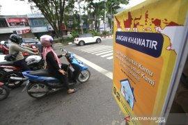 Sosialisasi Pencegahan COVID-19 di Banjarmasin