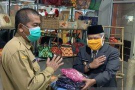 Bupati Muda serahkan 5.000 masker kepada Dinas Kesehatan
