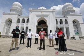 Legislatif Banda Aceh sosialisasi wajib pakai masker
