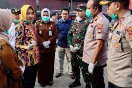 Pemkot Tangerang dan Tangsel ajukan surat  PSBB ke Gubernur Banten