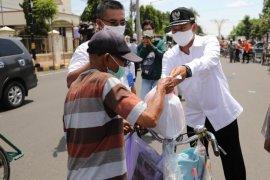 Pemkot Madiun salurkan bantuan pangan ke warga terdampak COVID-19
