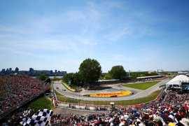Grand Prix F1 Kanada  ditunda