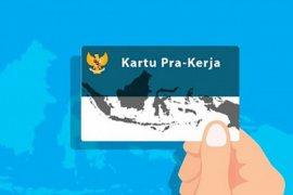 Seribuan warga Bengkulu urus kartu pra-kerja