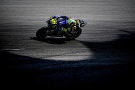 Valentino Rossi ambil bagian di  balapan virtual MotoGP seri kedua