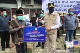 Pemprov Aceh salurkan social safety net untuk 61,5 ribu OMB