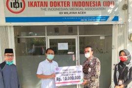 BNI Syariah galang donasi tim medis Aceh