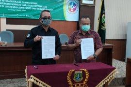 560 karyawan non PNS DPRD Banten diikutsertakan Program BPJAMSOSTEK