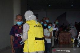 500 TKI dari Malaysia pulang ke Sumut dikarantina di dua lokasi
