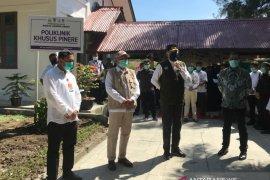 Poliklinik Pinere RSUD ZA siap layani 1.323 ODP di Aceh