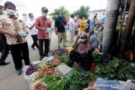 DPRK Banda Aceh sosialisasikan penggunaan masker untuk masyarakat