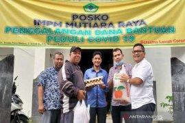 IMPM Mutiara Raya salurkan sembako untuk warganya di Banda Aceh
